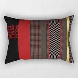 Assymetry Rectangular Pillow