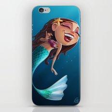 Sofia the Mermaid iPhone & iPod Skin