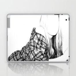 In A World Alone Laptop & iPad Skin