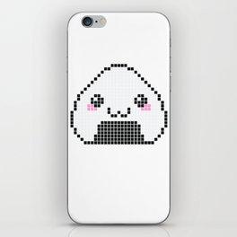 Kawaii Onigiri iPhone Skin