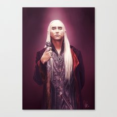 Thranduil Canvas Print