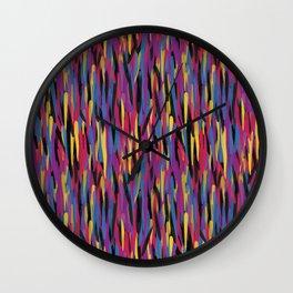Pincel Wall Clock