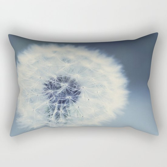 dandelion blues Rectangular Pillow