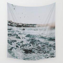 summer waves ii / bondi beach, australia Wall Tapestry