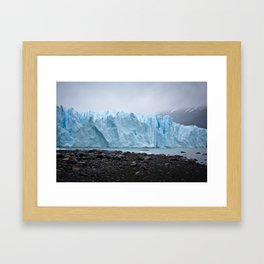 Perito Moreno Framed Art Print