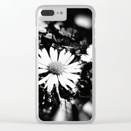 Center Stage Clear iPhone Case