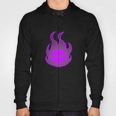 Hot Headed (Purple) Hoody