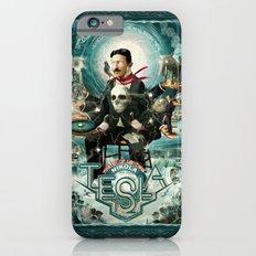 Nikola Tesla Master of Lightning Slim Case iPhone 6