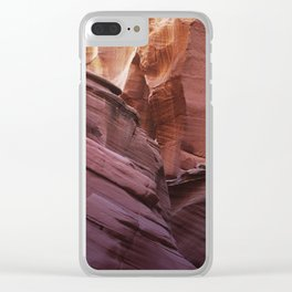 Magical Slot Canyon in Arizona Clear iPhone Case