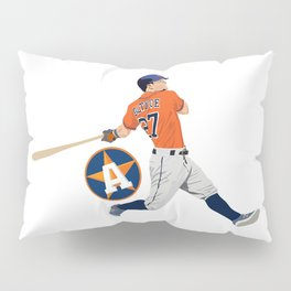 Altuve Pillow Sham