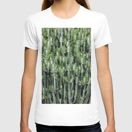 Candelabra Cactus Tree T-shirt
