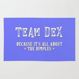 Team Dex Rug