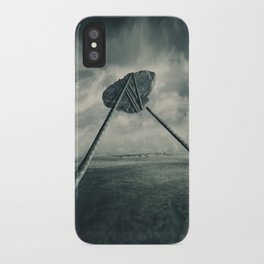 Go fly a kite iPhone Case