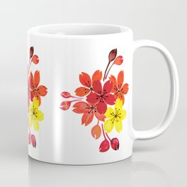 Bright Flower Blooms Coffee Mug