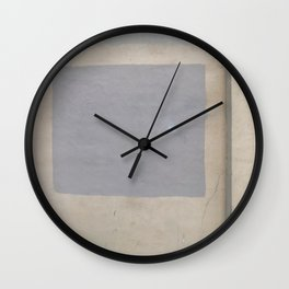coverups Wall Clock