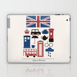 Great Britain - London Laptop & iPad Skin
