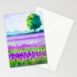 Spring scenery #8 Stationery Cards