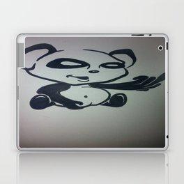 Panda With Attitude Laptop & iPad Skin