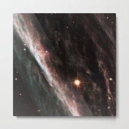 Pencil Nebula Metal Print