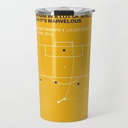 Beckham Goal Travel Mug