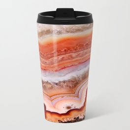 ORANGE AGATE Travel Mug