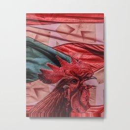 Awaken Borincano Metal Print