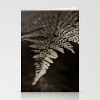 fern Stationery Cards featuring Fern by Olivia Joy StClaire