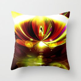 """Roboto Extreme 1"" Throw Pillow"