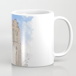 Cathedral of Learning Coffee Mug