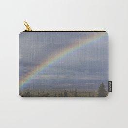 Rainbow Half Carry-All Pouch