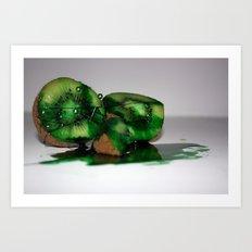 Bleed (2) Art Print