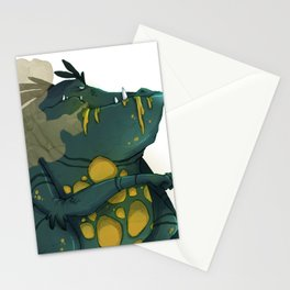 Real Monsters- Schizophrenia  Stationery Cards