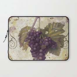 Tuscan Table Merlot Laptop Sleeve