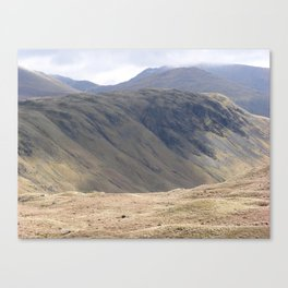 View from Calf Crag Canvas Print