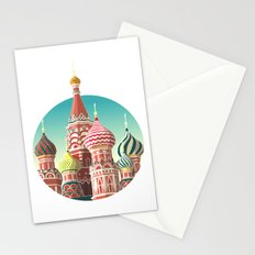 Saint Basil's Cathedral Stationery Cards