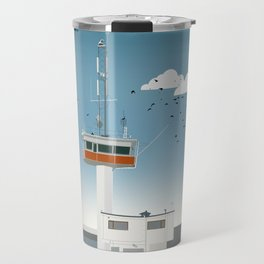 The Falsterbo channel Travel Mug