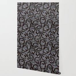 Geometry by Glojag Gray 2 Wallpaper