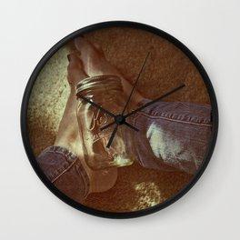 Mason #2 Wall Clock