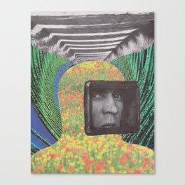 The Color Tank Canvas Print