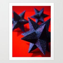 Stars_1 Art Print