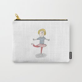 Dancing Girl Carry-All Pouch