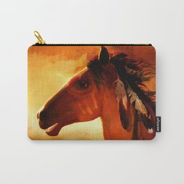HORSE - Apache Carry-All Pouch