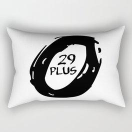 29 plus Rectangular Pillow