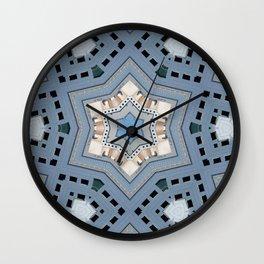 Oriental magic Wall Clock