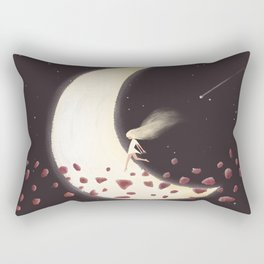 Lunar Child Rectangular Pillow