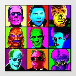 Universal Warhol Canvas Print