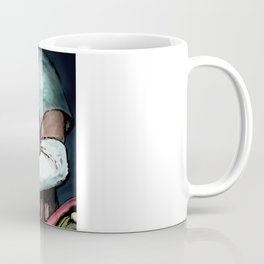 Tongue-Tied Heart Coffee Mug