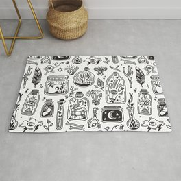 The Tiny Witch Gallery Rug
