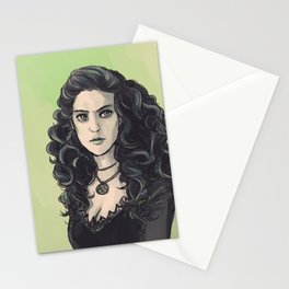Witch Morgana Stationery Cards