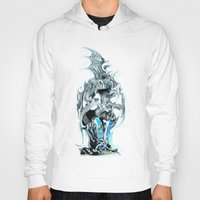 dungeons and dragons Hoodies featuring dragons by Vector Art
